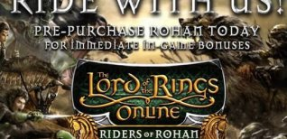 The Lord of the Rings Online: Riders of Rohan. Видео #3