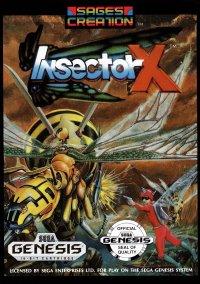 Обложка Insector X