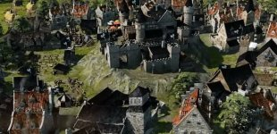 Grand Ages: Medieval. Геймплейный трейлер