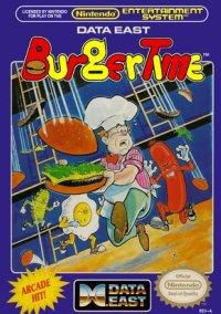 Обложка Burger Time