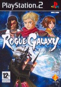 Обложка Rogue Galaxy