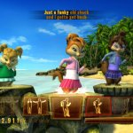 Скриншот Alvin and the Chipmunks: Chipwrecked  – Изображение 18