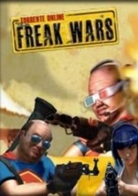 Обложка Freak Wars: Torrente Online 2