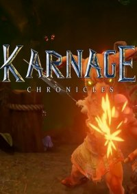 Обложка Karnage Chronicles