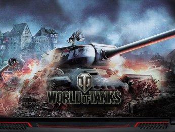 MSI вместе сWargaming представили «танковый» ноутбук