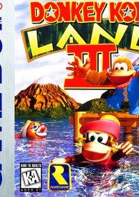 Обложка Donkey Kong Land 3