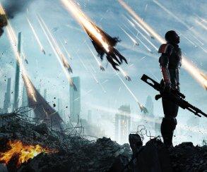 Сценарист Mass Effect рассказал как должна была закончиться трилогия