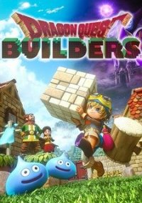 Обложка Dragon Quest Builders