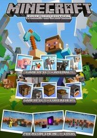 Обложка Minecraft: Xbox 360 Edition