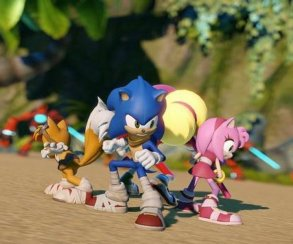 Sega поместит Соника в мультимедийную вселенную