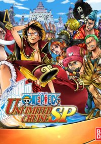Обложка One Piece: Unlimited Cruise SP