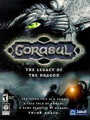 Обложка Gorasul: The Legacy of the Dragon