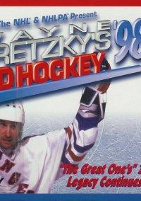 Обложка Wayne Gretzky's 3D Hockey '98