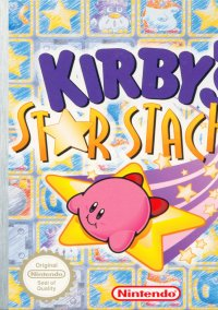 Обложка Kirby's Star Stacker
