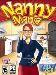 Обложка Nanny Mania