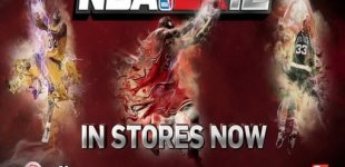 NBA 2K12. Видео #6