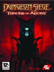 Обложка Dungeon Siege: Throne of Agony
