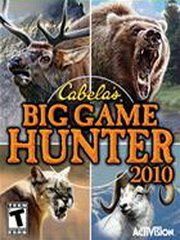 Обложка Cabela's Big Game Hunter 2010