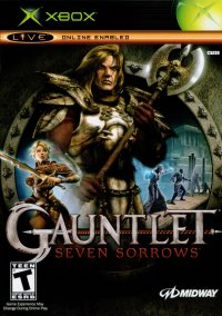 Обложка Gauntlet: Seven Sorrows