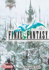 Обложка Final Fantasy 3