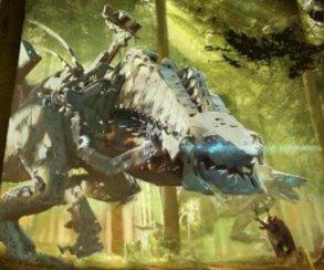 Вмире [кибер]животных: анатомия зверей изHorizon: Zero Dawn