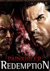 Обложка Painkiller: Redemption