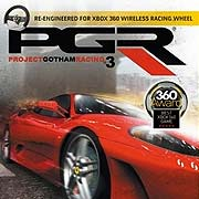 Обложка Project Gotham Racing 3