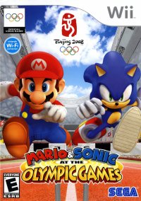 Обложка Mario & Sonic at the Olympic Games