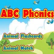 Обложка ABC Phonics Animals