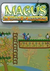 Обложка Magus: In Search of Adventure