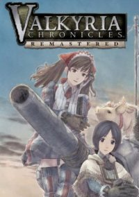 Обложка Valkyria Chronicles Remaster