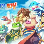 Скриншот Monster Boy and the Cursed Kingdom – Изображение 4