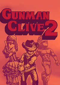 Обложка Gunman Clive 2