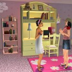 Скриншот The Sims 2: Teen Style Stuff – Изображение 4