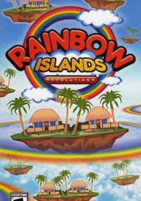 Обложка Rainbow Islands Evolution