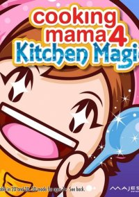 Обложка Cooking Mama 4: Kitchen Magic