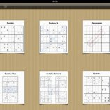 Скриншот Sudoku Tablet