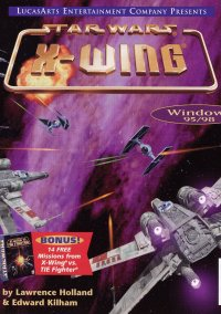 Обложка Star Wars: X-Wing