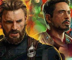 Шикарный новый арт «Войны бесконечности»: союз Мстителей и Стражей