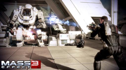 Electronic Arts. Mass Effect 3 и Battlefield 3