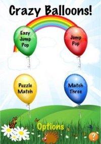 Обложка Crazy Balloons