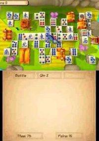 Mahjong 3D: Warriors of the Emperor – фото обложки игры