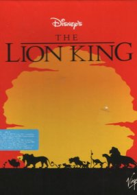 Обложка Disney's The Lion King