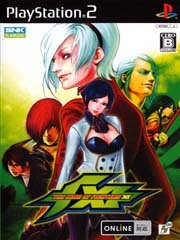 Обложка The King of Fighters XI