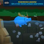 Скриншот Jungle Moose – Изображение 1