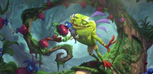 """Hearthstone: Heroes of Warcraft. Анонс дополнения """"Экспедиция в Ун'Горо"""""""