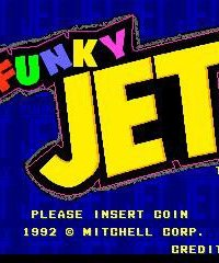 Обложка Funky Jet