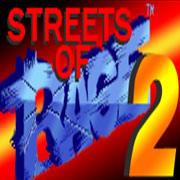Обложка Streets of Rage 2