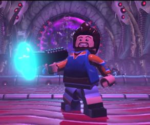 Кевин Смит и Конан О'Брайен улетели в космос в трейлере LEGO Batman 3