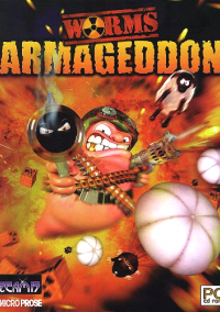 Обложка Worms: Armageddon